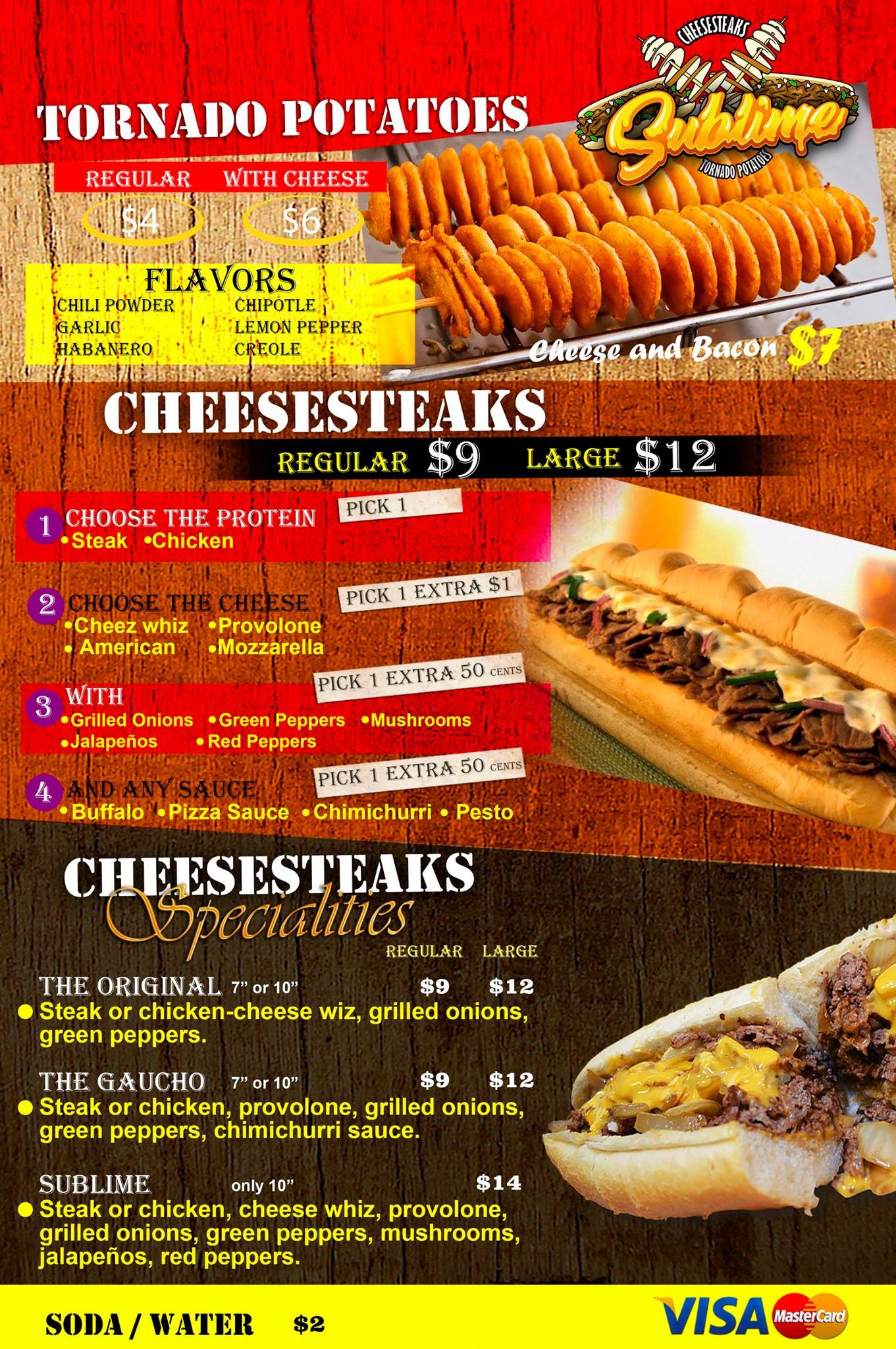 All About Trucks >> Sublime Cheesesteaks | Food Truck Feeds